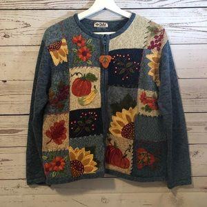 Tiara International Fall Sweater